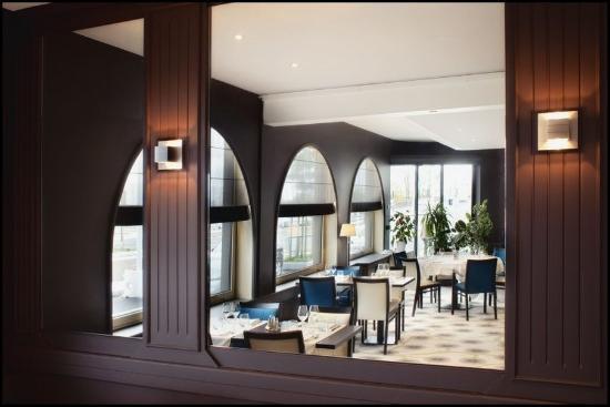 Hôtel Le Berry : restaurant