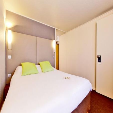 Campanile Bordeaux Sud - Gradignan - Talence : Double Room