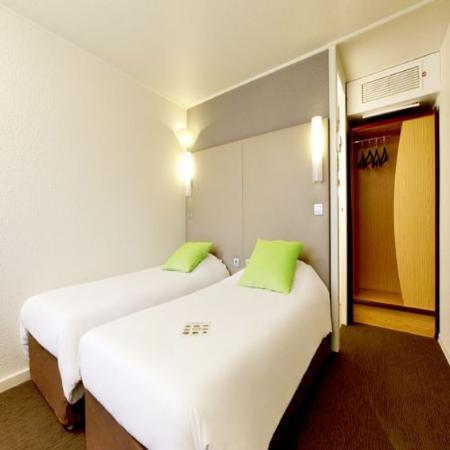 Campanile Bordeaux Sud - Gradignan - Talence : Twin Room
