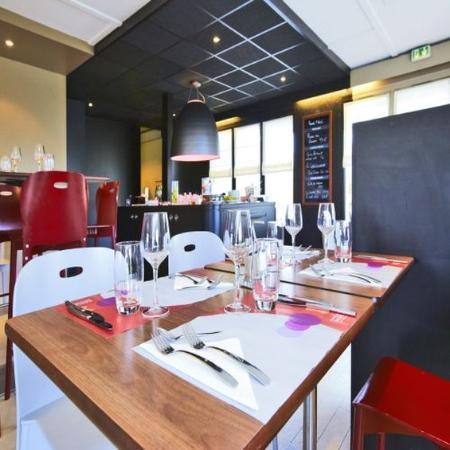 Restaurant picture of campanile bordeaux sud gradignan for Restaurant talence