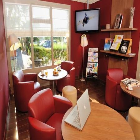 Campanile Clermont Ferrand Sud - Aubiere : Lounge