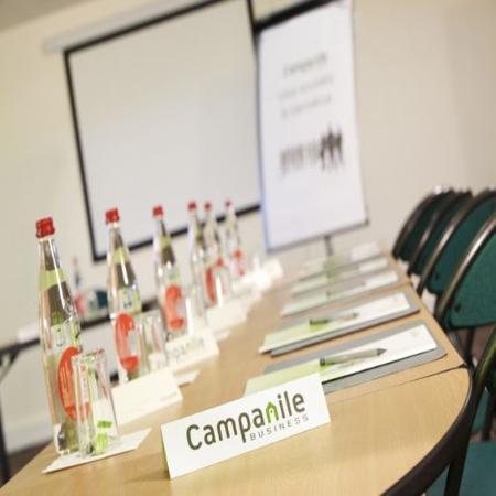 Campanile Nantes Ouest- Saint Herblain : Meeting Room
