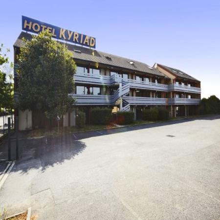 ホテル キリヤード オルリー - ランジス