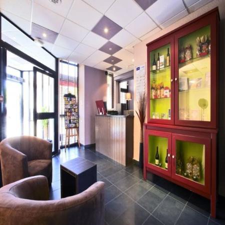 Kyriad Montelimar Centre: Lobby
