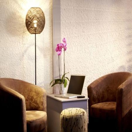 Kyriad Montelimar Centre: Lounge