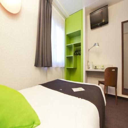 Campanile Creteil Centre: Double Room