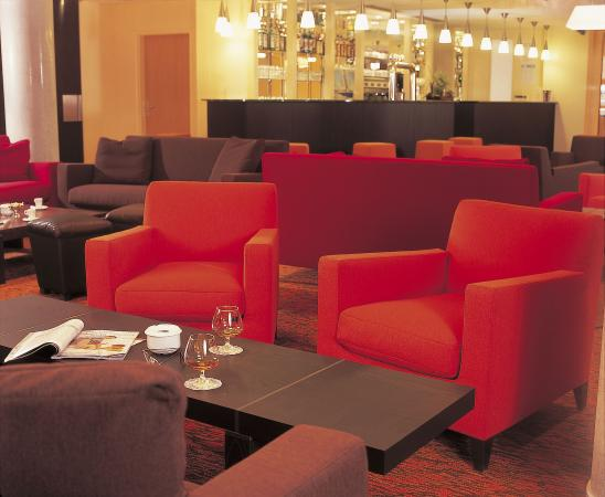 Eliseo Hotel : Interior Lobby ,Reception