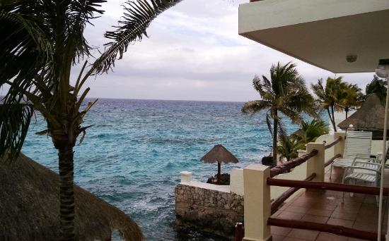 View from Villa Aldora Suite