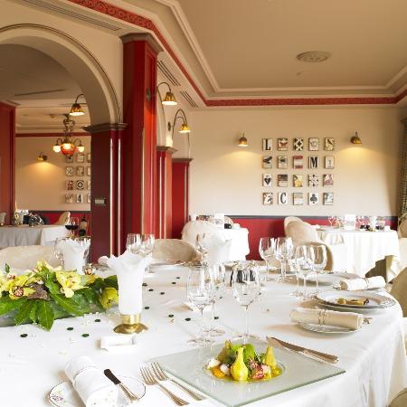 Le Mas Candille: Le Candille Gastronomic Restaurant