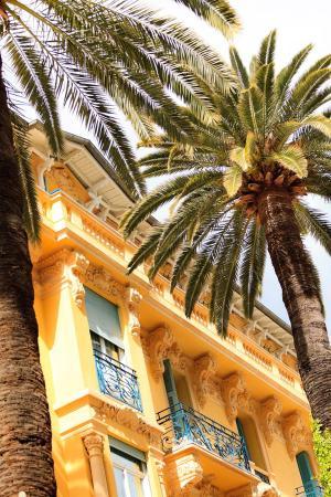 جاونود هوتل: Facade 3 Hotel Gounod Nice