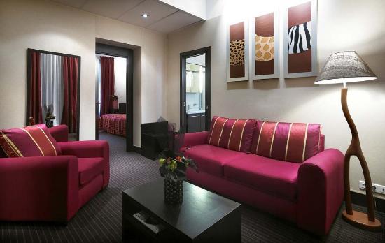 Hotel Gounod Nice: Suite 1 Hotel Gounod