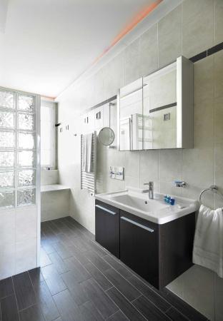 Salle de bain Hotel Gounod Nice