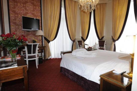 Le Castel Marie-Louise : Suite