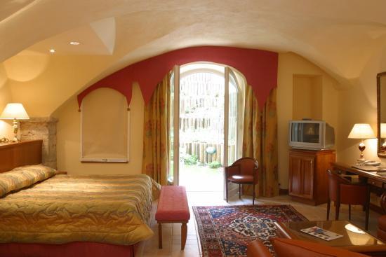 Villa Florentine: Chambre Credit Erick SAILLET