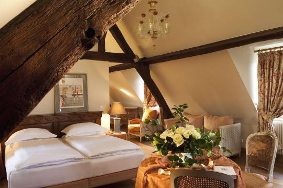La Ferme Saint Simeon - Relais et Chateaux: Luxe Room