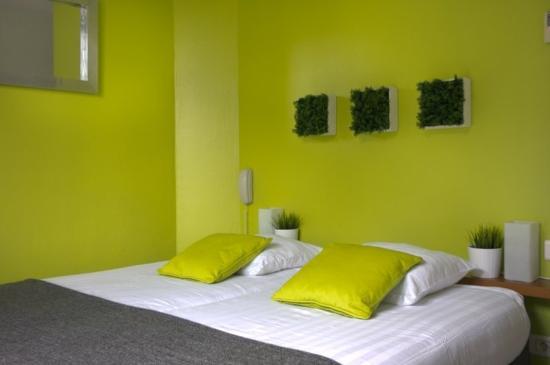 Hotel la Rotonde : guest room