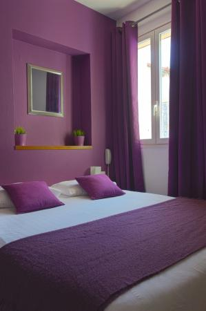 Hotel la Rotonde : Superior room