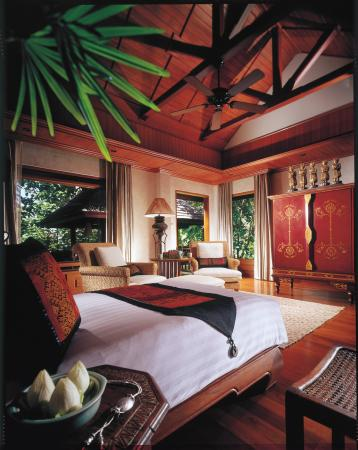 Four Seasons Resort Chiang Mai: Guest Room Interior