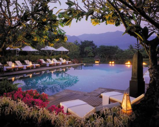 Four Seasons Resort Chiang Mai: Main Pool