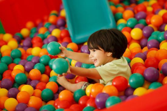 Centara Grand Beach Resort & Villas Hua Hin: Kid's Club