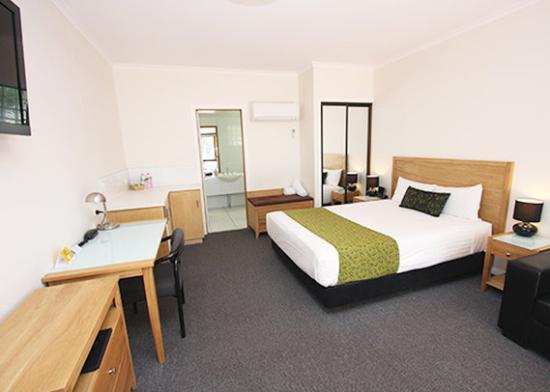 Comfort Inn Lady Augusta: Bedroom