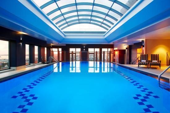 Sheraton on the Park, Sydney: Indoor Heated Swimming Pool