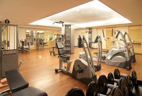Sunstar Alpine Hotel Grindelwald: Wellness Hotel Grindelwald Schweiz Fitness Center