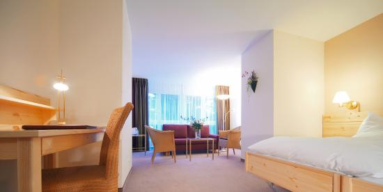 Sunstar Alpine Hotel Arosa: Hotel Sunstar Arosa Junior Suite