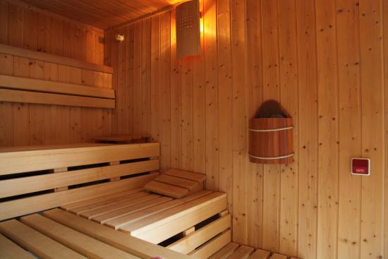 Sunstar Alpine Hotel Arosa: Sunstar Hotel Arosa Sauna Wellness