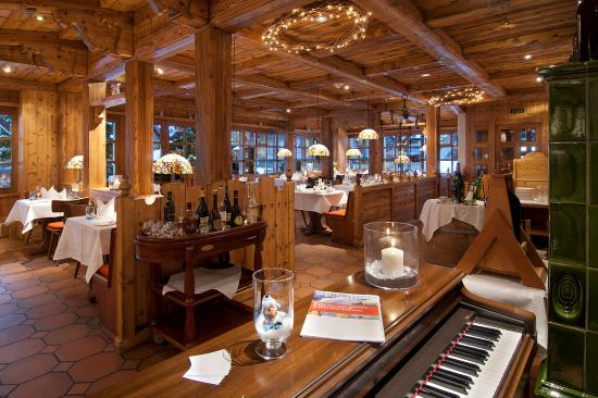 Sunstar Alpine Hotel Grindelwald : Hotel Grindelwald Schweiz Restaurant Adlerstube