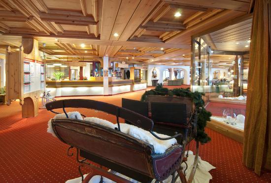 Sunstar Hotel Grindelwald: Hotel Sunstar Grindelwald Lobby