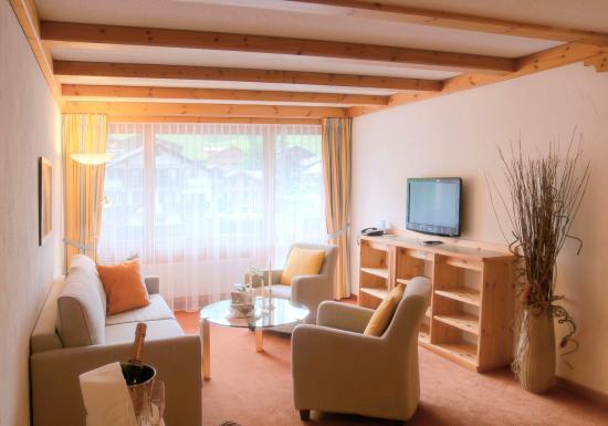 Sunstar Hotel Grindelwald: Hotel Grindelwald Schweiz Suite Standard