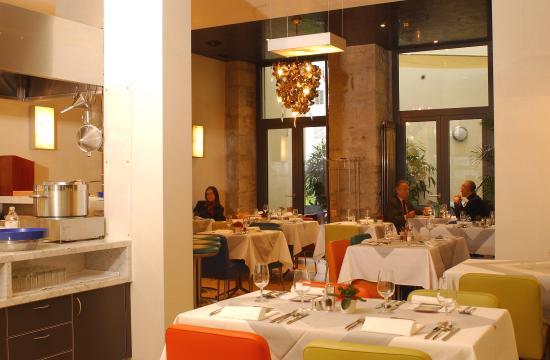Hotel Scheuble: Restaurant