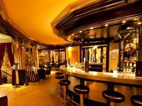 Central Plaza Hotel : Bar