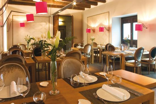Hospes Palacio del Bailio: Restaurant