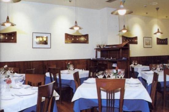 Hotel Fenix: Restaurant