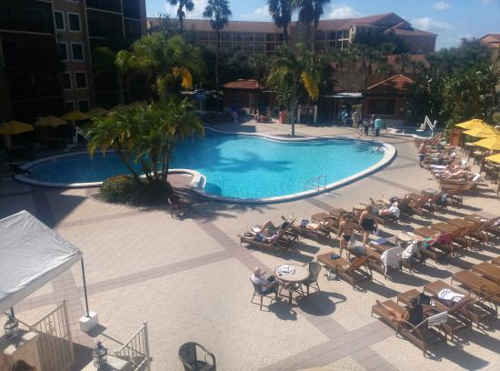 One Of The 7 Pools Picture Of Westgate Lakes Resort