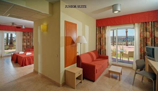 Alcazaba Mar Hotel: Junior Suite
