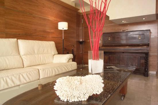 Hotel Calasanz: Hall