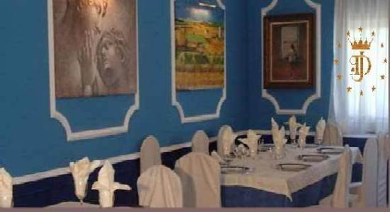 Las Estrellas Hotel: Restaurant