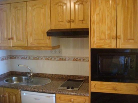 Castillo Beach : Kitchen