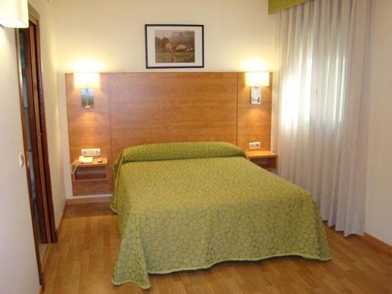 Hotel Avenida: Guest Room