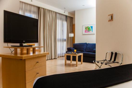 Hotel Alameda Plaza: Junior Suite