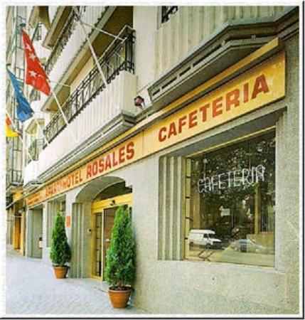 Photo of Aparthotel Rosales Madrid