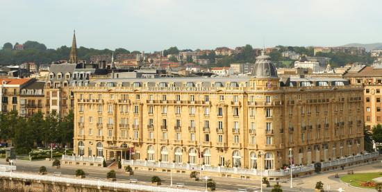 Hotel Maria Cristina, a Luxury Collection Hotel, San Sebastian: Exterior