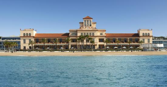 Le Meridien Ra Beach Hotel & Spa : Exterior