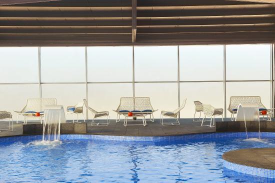 Le Meridien Ra Beach Hotel & Spa : Spa