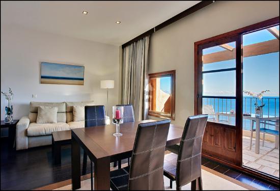 Pueblo Acantilado Suites: Living Room Aparment