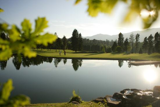 Balneario de Mondariz: Golf Course