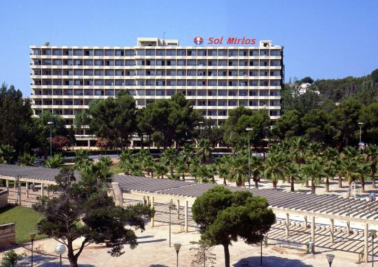 솔 미를로스 토르도스 호텔